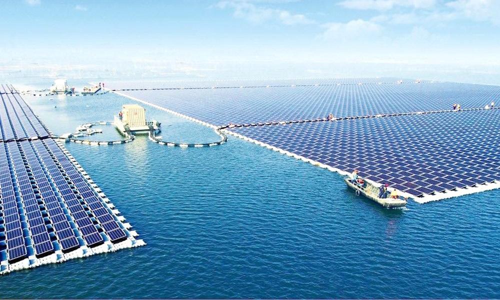 Güneş Ve Deniz Işbirliğiyle Tarımsal Enerji Tarlasera